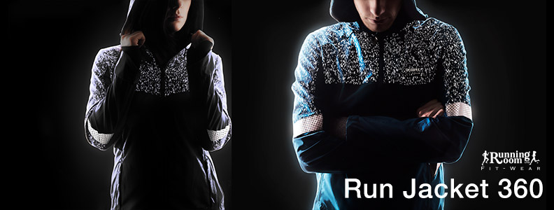 Run Jacket 360