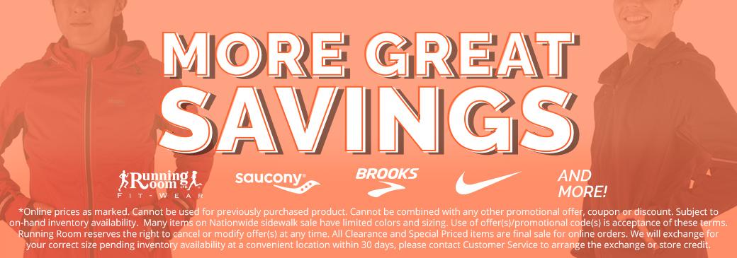 Sidewalk Sale Other Great Savings