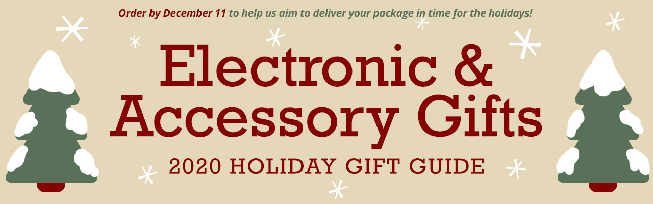 Electronic & Accessory Gifts