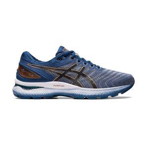 ASICS Mens Gel Nimbus 22 4E Width Running Shoe