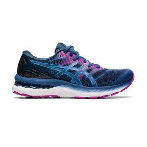 Asics Womens Gel Nimbus 23 B Width Running Shoe