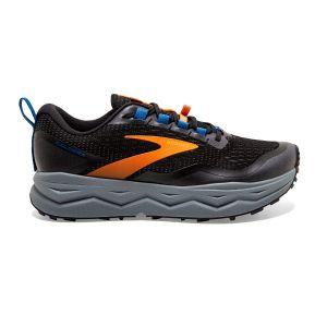 Brooks Men's Caldera 5 D Width Trail Running Shoe