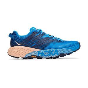 Hoka Women's Speedgoat 4 B Width Running Shoe