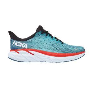 HOKA Men's Clifton 8 2E Width Running Shoe