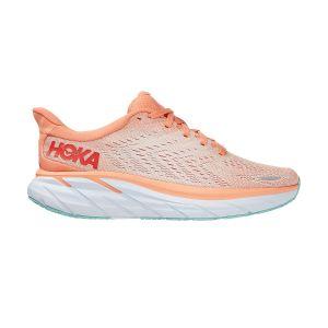 HOKA Women's CLIFTON 8 B Width Running Shoe