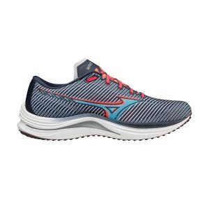 Mizuno Men's Wave Rebellion D Width Running Shoe