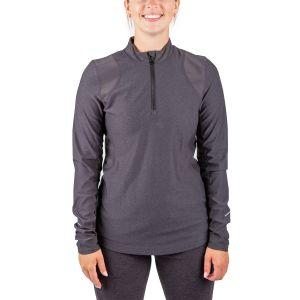 Running Room Women's Performance Front Zip Run Shirt