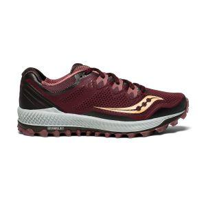 Saucony Women's Peregrine 8 B Width Trail Running Shoe