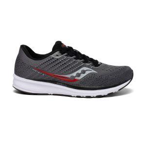 Saucony Men's Ride 13 2E Width Running Shoe