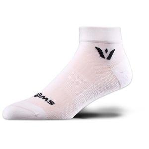 Swiftwick Aspire One Socks - White