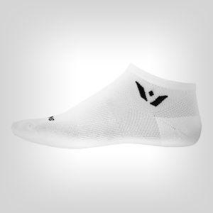 Swiftwick Aspire Zero Socks - White